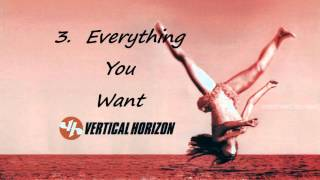 Vertical Horizon Everything You Want - FULL ALBUM 1999 - HQ