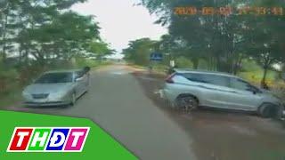 Xảy ra nhiều vụ tai nạn từ việc lùi xe ẩu | THDT