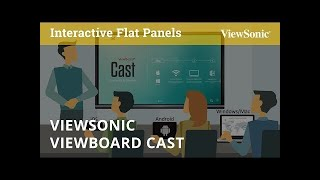 ViewSonic ViewBoard Cast 2020