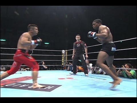 Paul Daley vs Satoru Kitaoka  2006 8 27