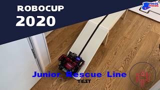 RoboCup 2020 Junior Rescue Line