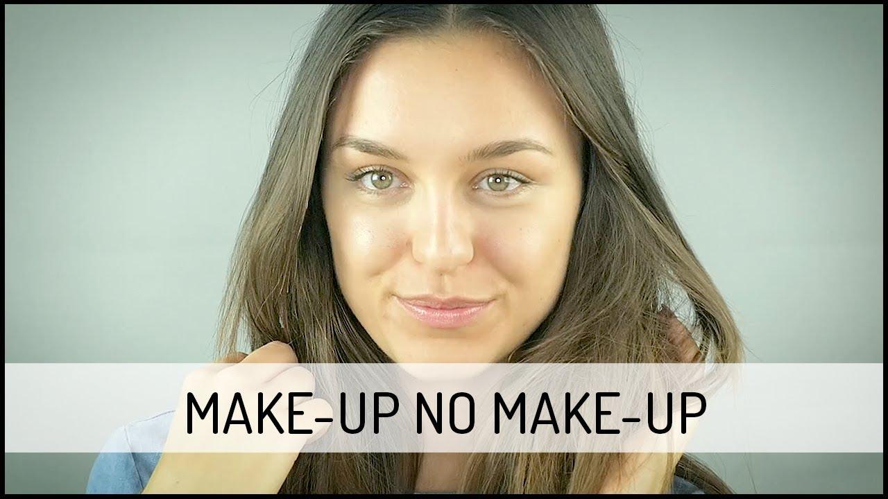 Makeup NO Makeup tutorial | Domodi.TV