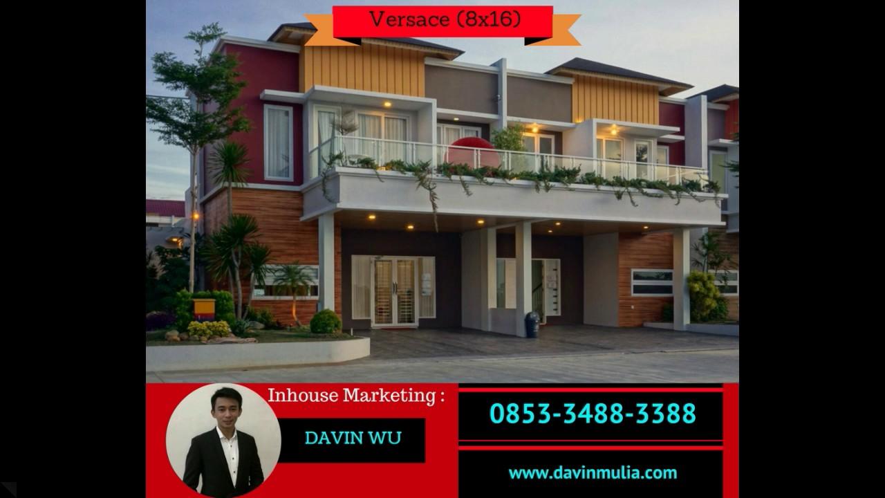 Jual Rumah Johor Medan - Bukalah h