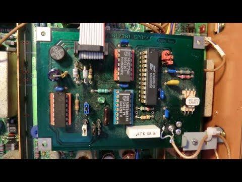 SPDIF (S/PDIF) Output On A Sony PCM-501ES Or PCM-701ES Decoder.