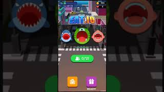 EAT IO Game(Facebook Games)funny play ep1