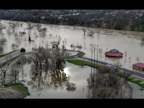Oroville: Desde hace 12 años se conocen los riesgos de la presa