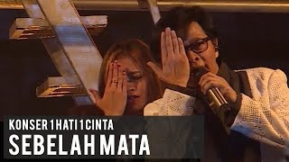 SEBELAH MATA (Live Konser 1 Hati 1 Cinta) | Armand Maulana