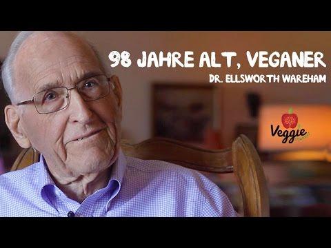 Dr. Ellsworth Wareham - 98 Jahre alt, Veganer