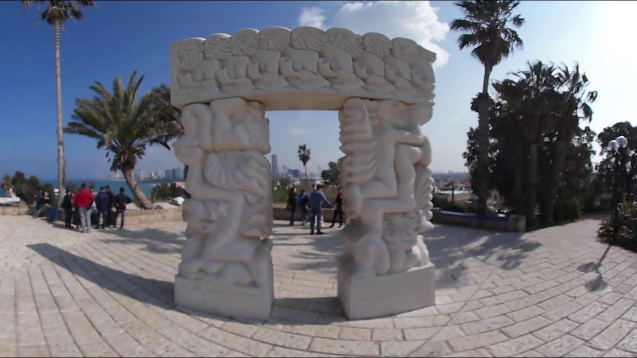 Экскурсия 360: прогулка по древней Яффе