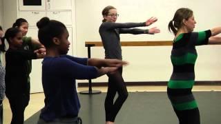 Bachata (3 de 5) - Exploration, mouvements, pas et positions