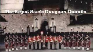 Bagpipes: The Royal Scots Dragoon Guards Amazing Grace