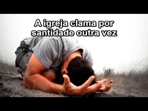 Santidade Eliane Silva (Playback e Legendado)