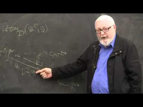 F. William Lawvere - What are Foundations of Geometry and Algebra? (2013)