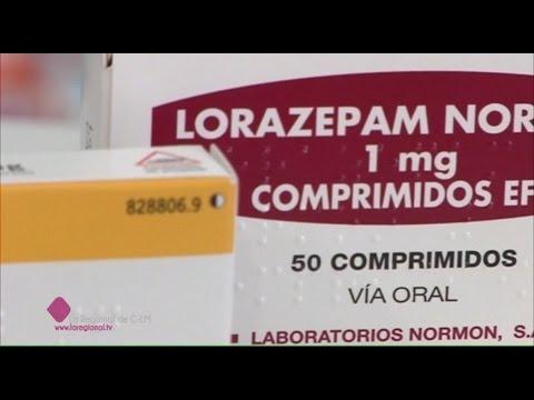 Orfidal lorazepam efectos secundarios
