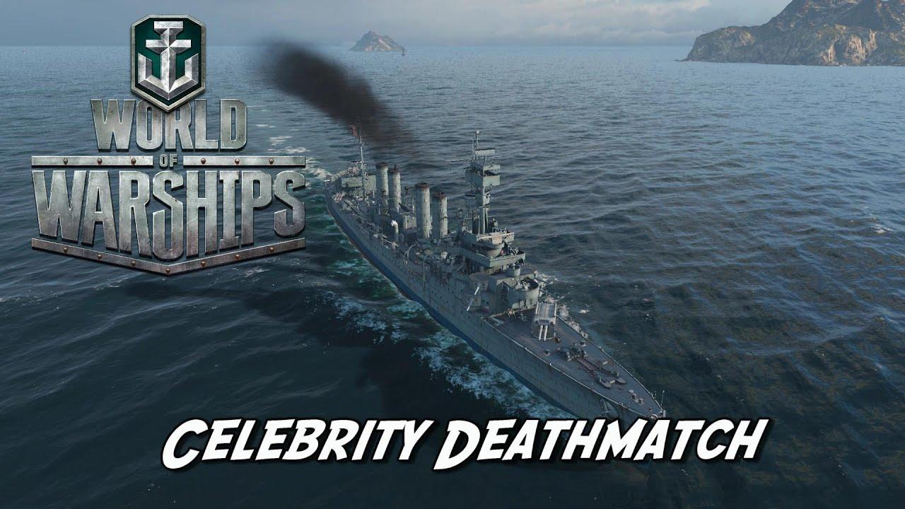 Celebrity deathmatch come back