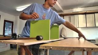 Videovizitka: Josef Kurzweil - výroba nábytku a byt. doplňků z lamina