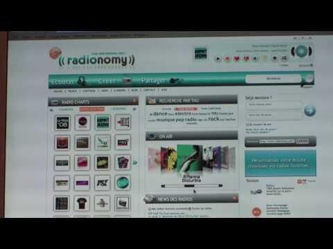Radionomy: créez votre radio web