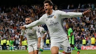 Реал Мадрид - Спортинг Лиссабон, 2:1, Лига Чемпионов, 14.09.2016