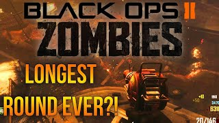 call of duty black ops 3 top 100 zombies round in the world the giant part 1 w the pack