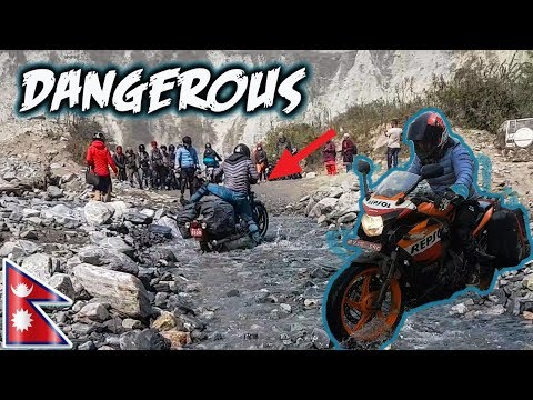 Download Dangerous Road of MUSTANG : Beni To Muktinath : 100 Km