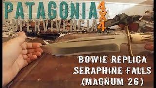Seraphim Falls Bowie Kinfe. (Replica Muela Magnum)