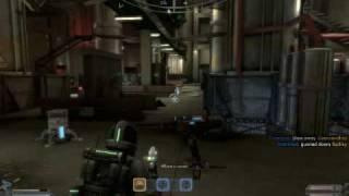 Stargate  Resistance (PC) Gameplay 10.02.2010
