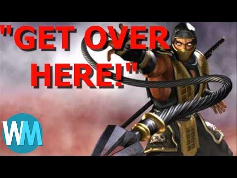 Top 10 Badass Lines in Video Games