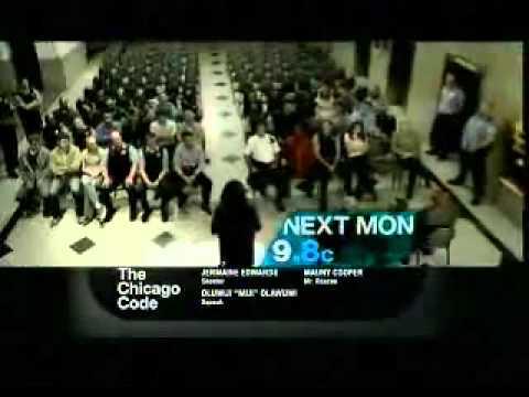 Download Promo The Chicago Code - Episode 1.09 - St. Valentine's Day Massacre