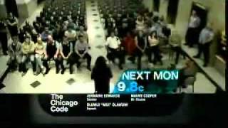Promo The Chicago Code - Episode 1.09 - St. Valentine's Day Massacre