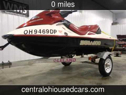 2003 Sea Doo GTX 4-tec Used Boats - UPPER SANDUSKY,Ohio - 2013-04-25