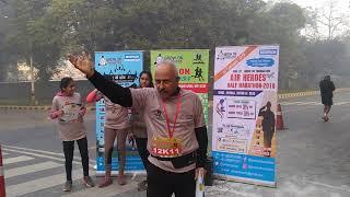 Born to live. Run a Marathon.