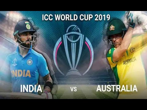🔴LIVE: India vs Australia, Match 14 - Live Cricket Score, & Commentary |  World Cup 2019