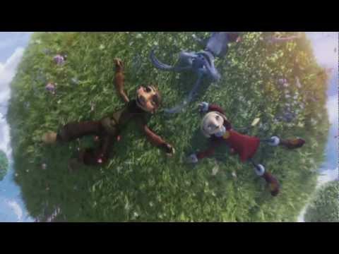 Caçadores de Dragões (Dragon Hunters) The Cure - Dragon Hunters Song HD