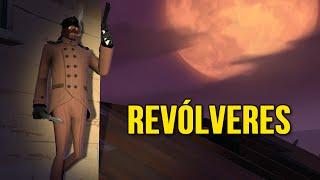 TF2: TUTORIAL DEL SPY #3.3 - Revólveres (Eng Sub)
