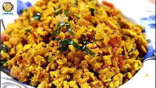bombay style egg burji