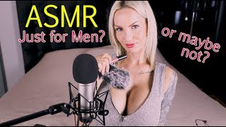 ASMR Just for Men❓❓Or maybe not❓❓ English Whispering