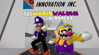 The WarioWaluigi Bloopers: Innovation Research Lab Gone Wild