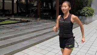 張若凡 | HIVE-HC1蜂巢式加重背心 | 室外訓練影片