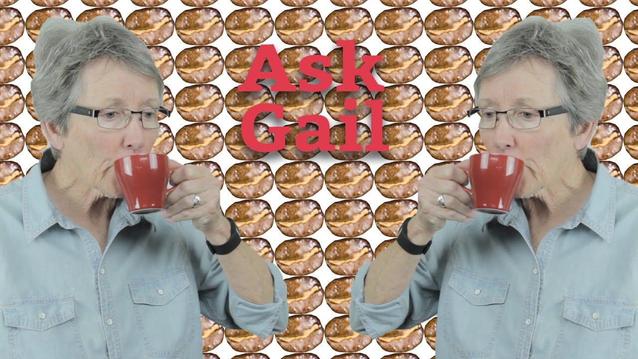 Ask Gail: Storing Coffee Beans in Humid Weather! - YouTube