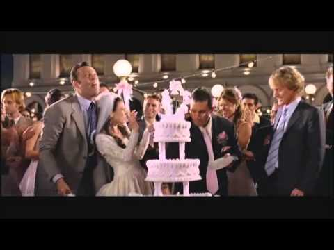 Wedding Crashers - Shout Scene HD