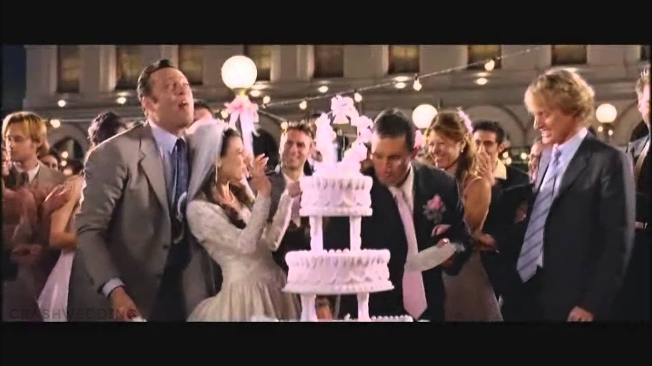 Wedding crashers shout scene hd youtube