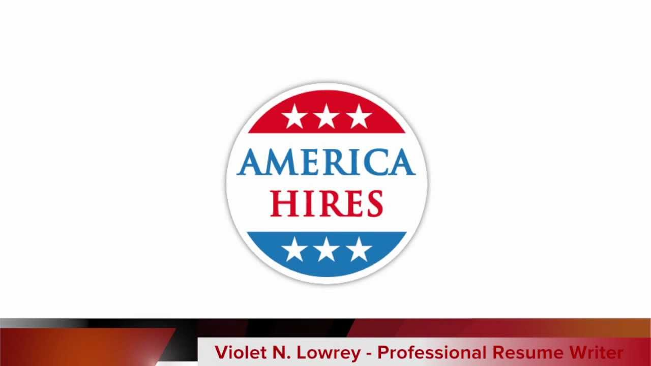 Americahires360 Certified Professional Resume Writer And