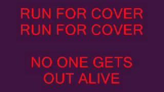 Run For Cover Otep Lyrics
