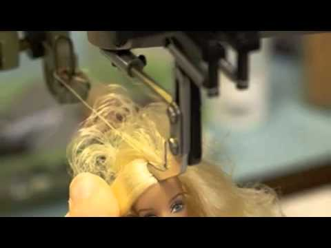 How It's Made - Plastic Dolls