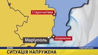 Один український військовий поранений?>