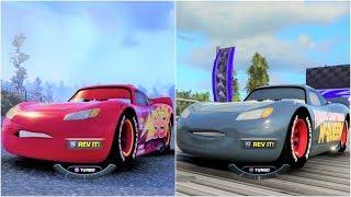 Video Cars 3: Driven to Win Lightning McQueen, Fabulous Lightning McQueen Gameplay Compilation HD download MP3, 3GP, MP4, WEBM, AVI, FLV Agustus 2018