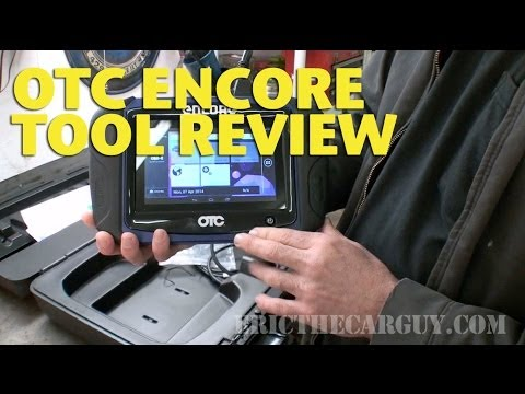 OTC Encore Tool Review -EricTheCarGuy