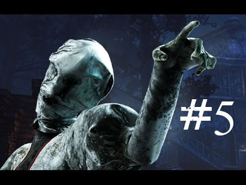 Dead by Daylight - MacMillan Estate as The Nurse - #5