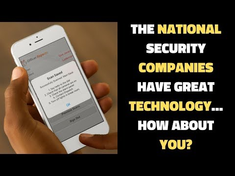 Big Security Companies Have Great Software…How About You?