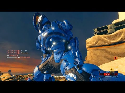 Halo 5 Multiplayer [Part 110] - Dreams Of Social Media Laziness!